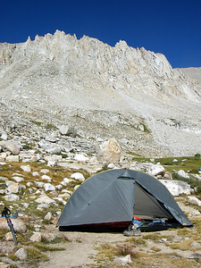 Tarptent and Mt Whitney